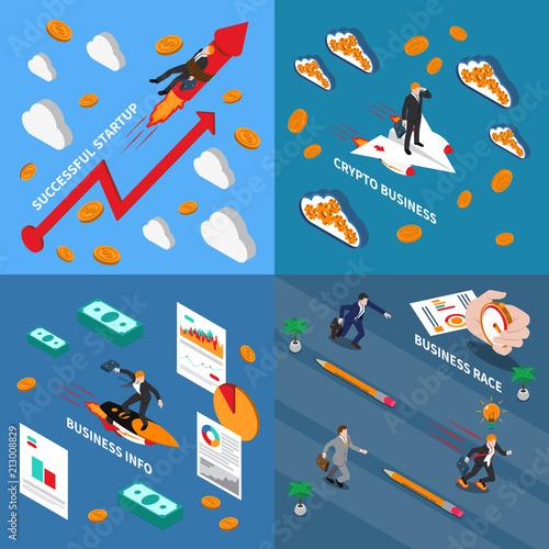 Photo Accelerate Business 2x2 Design Concept