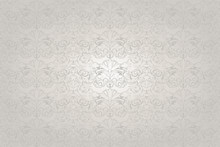 White Wedding Background With ...