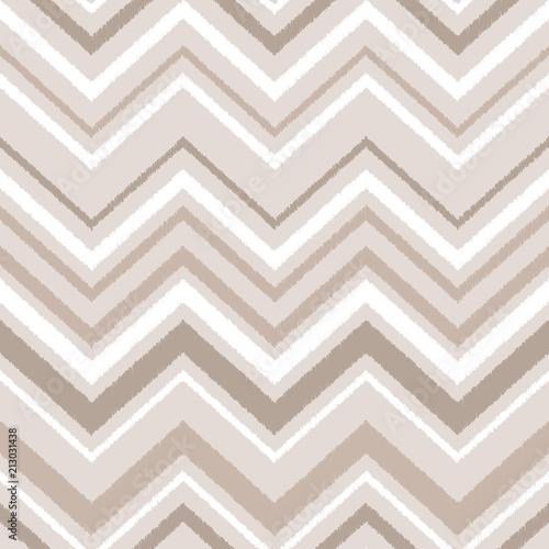 bezowej-brown-i-bialej-szewronu-ikat-ornamentu-geometrycznej-abstrakcjonistycznej