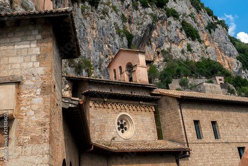 Poster Monument Monastero religioso italiano