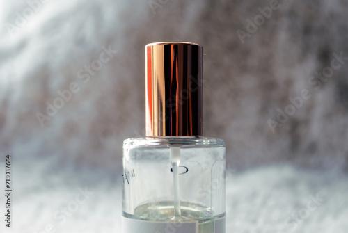 Foto op Aluminium Akt Eau de toilette, parfume