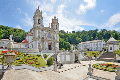 Fototapeta Bom Jesus do Monte – Braga, Portugal obraz