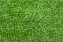Textura De Grama Sintética De Campo De Futebol