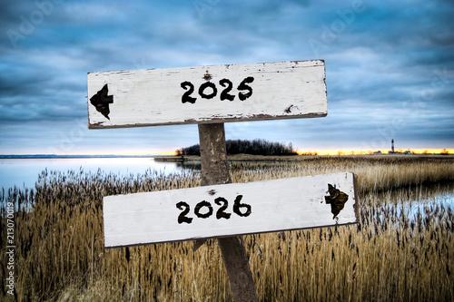Poster  Schild 315 - 2026