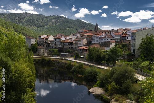 Photo Pueblo de Ribadavia, Ourense, Galicia, España