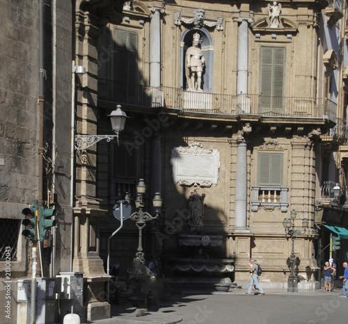Foto op Canvas Palermo Palermo