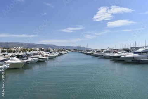 Turistic Harbor of Manfredonia