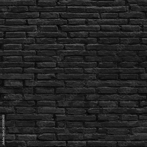 Foto op Plexiglas Historisch geb. Black seamles texture