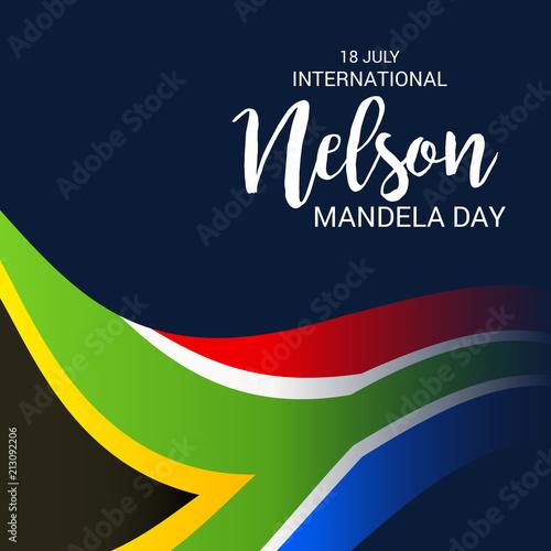 Photographie International Nelson Mandela Day.