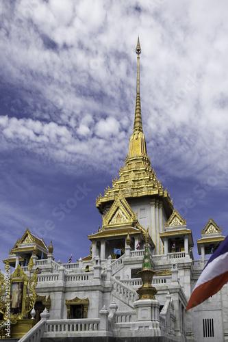 Foto op Plexiglas Bedehuis Temple of the Golden Buddha