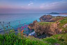 Stunningly Beautiful Cornish Sea Coast