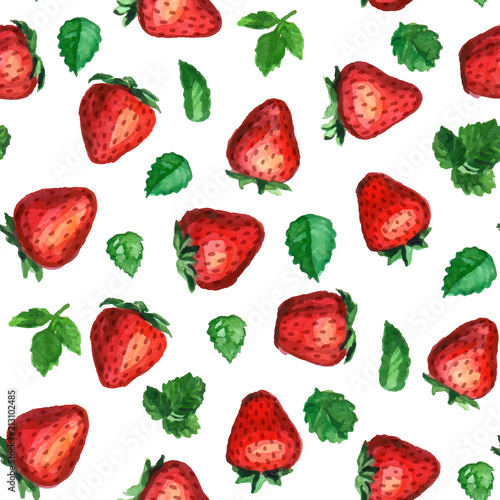 seamless-vector-pattern-with-strawberries