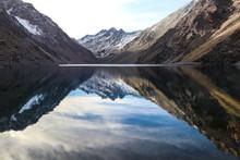 Lake Inca Lagoon Portillo