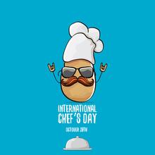 International Chef Day Vector ...