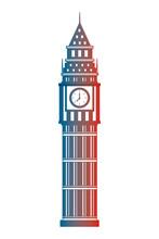 London Big Ben Tower Architecture Landmark