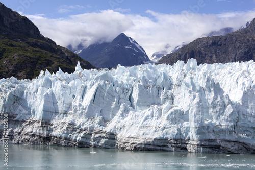 Fotobehang Gletsjers Alaska's Glacier Bay