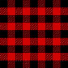 Lumberjack Plaid. Scottish Cag...