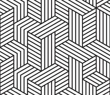Abstract Geometric Pattern Vec...