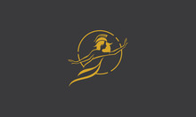 Athena Health Woman Logo Icon ...