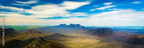 Foto op Aluminium Blauw Australia Outback