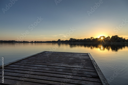 mazury jezioro