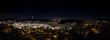 Stuttgart Nacht Panorama