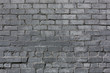 gray stone bricks wall pattern texture background horisontal