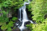 Ryuzu Falls (Dragon's Head Waterfall) at Nikko National Park