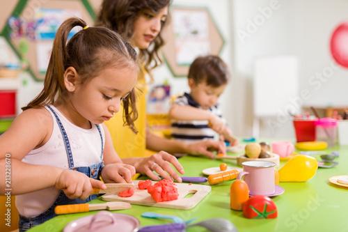 Naklejki do przedszkola preschool