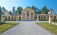 Veneto. The Villas Designed By Architect Andrea Palladio