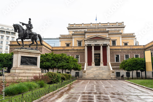 Old Parliament House, Athens, Greece
