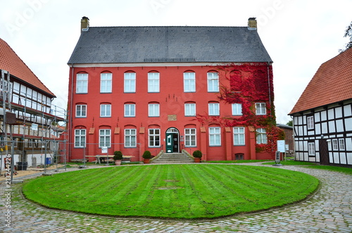 Photo  Schloss Innenhof