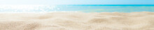 Sand Water And Sky Banner