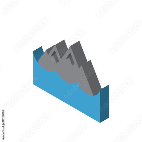 coast isometric right top view 3d icon buy this stock vector and explore similar vectors at adobe stock adobe stock adobe stock
