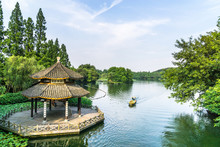 Landscape Of Hangzhou West Lake