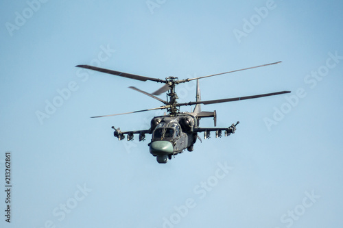 Foto op Canvas Helicopter Airshow