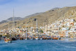 Kalymnos Island, Greece; 22 October 2010: Bodrum Cup Races, Gulet Wooden Sailboats
