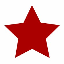 Typical, Bright, Red Star