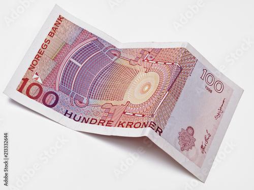 100 norwegische Kronen