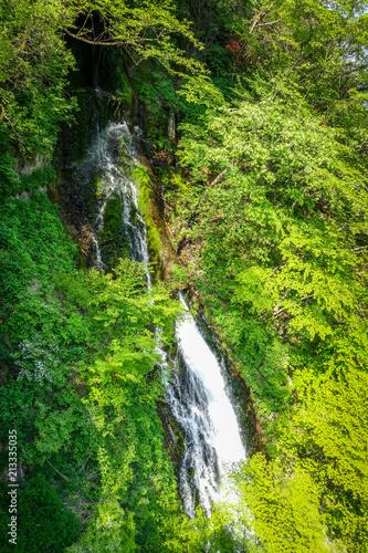 Keuken foto achterwand Asia land Kegon falls, Nikko, Japan