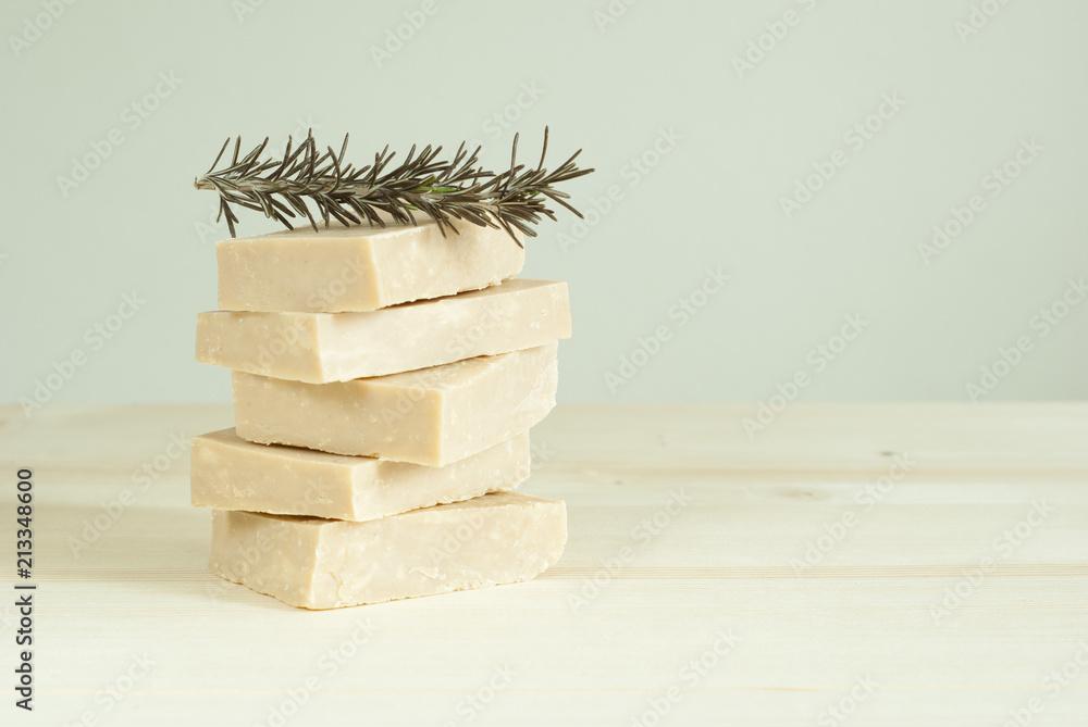 Fototapety, obrazy: Natural soaps