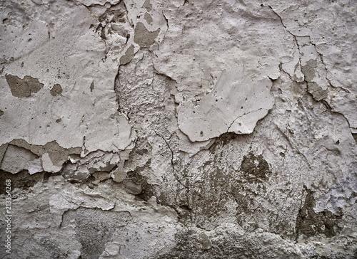 Fotografie, Obraz  Textura pared pintada antigua