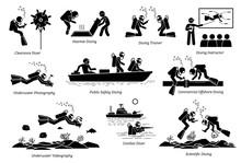 Underwater Diving Jobs For Pro...