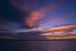 Sunset, Bahamas