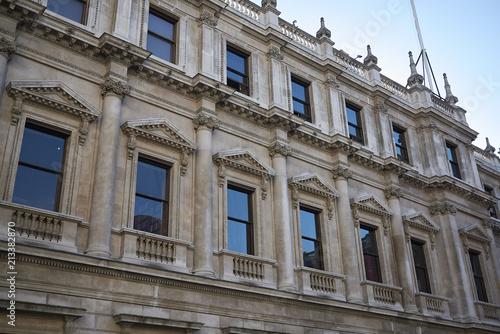 Fotografie, Obraz  London, United Kingdom - June 26, 2018 : View of the Burlington House