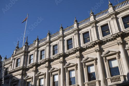 Fototapeta  London, United Kingdom - June 26, 2018 : View of the Burlington House