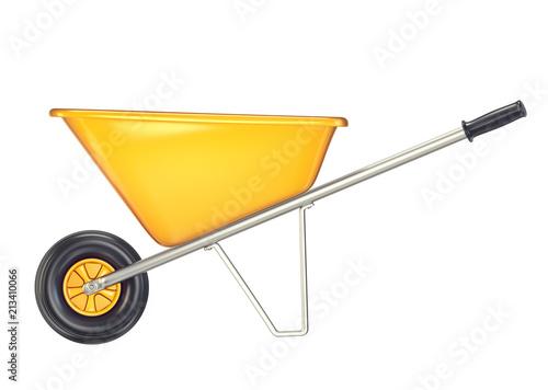 Vászonkép wheelbarrow
