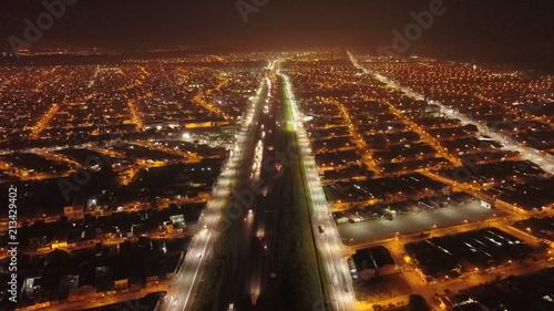 Fotobehang Nacht snelweg DCIM\100MEDIA\DJI_0096.JPG