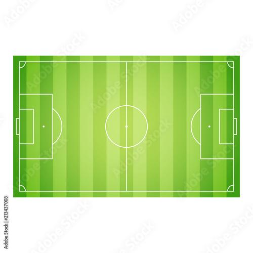 football soccer field vector illustration design template buy this