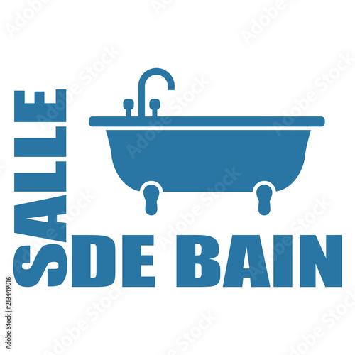 Photo Logo salle de bain.